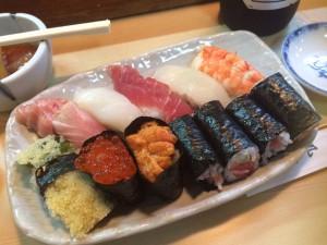 丸八寿司 上