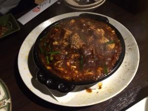 くうかい 麻婆豆腐